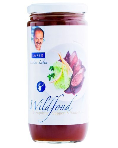 Johann Lafer Wildfond 400 ml