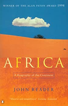 Africa: A Biography of the Continent von [Reader, John]
