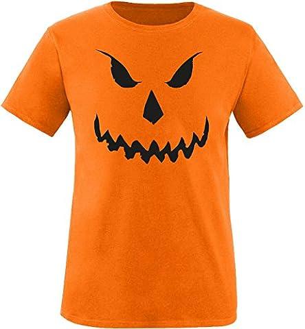 Luckja Halloween Kostüm Kinder Rundhals