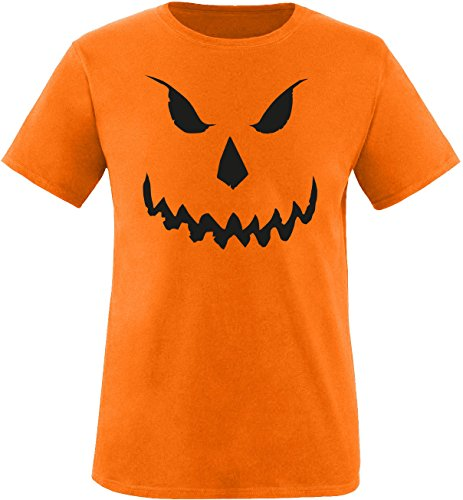 Luckja Halloween Kostüm Kinder Rundhals (Halloween Teen Kostüme Top)