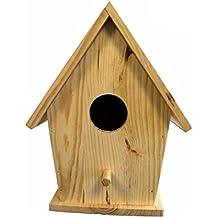Nido in legno - Adatto ad uccelli