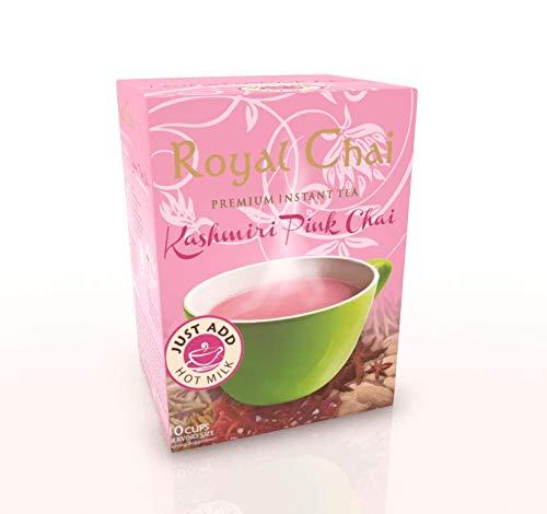 Royal Chai Premium Instant Pink Tea Kashmiri Chai Just add Hot Milk UnSweetened