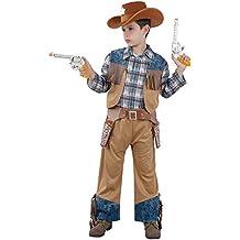 Disfraz vaquero niño Talla 6 Único