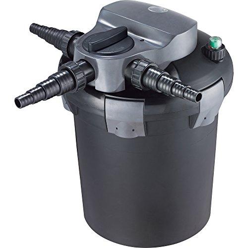 Jebao jecod bf bio pressione uv filtro per laghetto con for Teli per stagni
