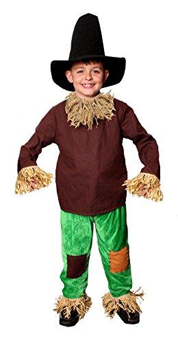 ILOVEFANCYDRESS Kinder KOSTÜME oz Verkleidung =3 Verschiedene KOSTÜME= Fasching-Karneval-BUCHWOCHE=LÖWE-Onsie Oder Vogelscheuche Oder Dorothy mit Korb=STROHMANN - Disney Zauberer Von Oz Kostüm