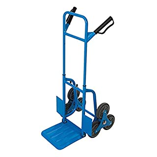 Silverline 736265 Treppensackkarre blau