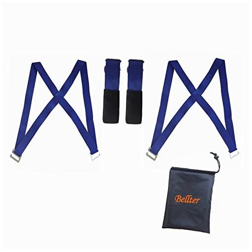 Morebeauty-Move-Corda-Cintura-movimento-e-cinghie-di-sollevamento-pesi-di-sollevamento-per-mobili-TV-letti-Armadio-pesanti-ingombranti-design-ergonomico