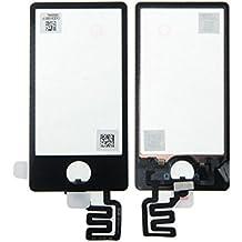 TOUCH SCREEN Repuesto para iPod Nano 7a Settima Generación Negro