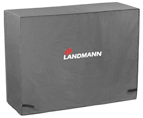 Landmann Barbecue 14326 165 cm pour barbecue Taille XL – Gris