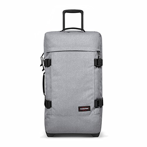 Eastpak Tranverz M, Bagaglio con Ruote Unisex - Adulto, Grigio (Sunday Grey-F363), 78 liters, Taglia Unica (67 cm x 35.5 cm x 30 cm)
