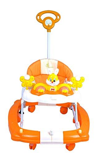 R For Rabbit Baby Walker - The Safe Rocking Walker - Humpty Dumpty From R For Rabbit (Orange)