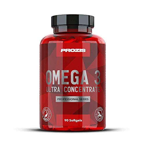 Prozis Omega 3 Ultra Concentrate Professional 90 softgels -