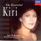 Te Kanawa-Essential Kiri-Divers Airs:Haendel-Mozart-Verdi-Pu