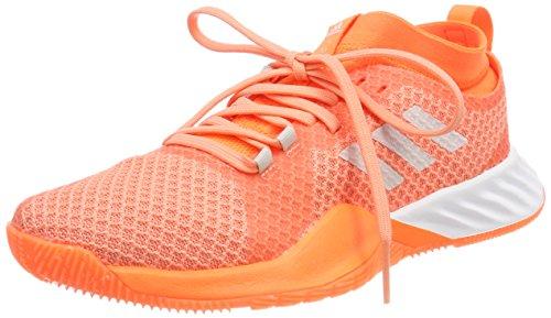 adidas Crazytrain Pro 3.0, Scarpe da Fitness Donna, Rosa (Chacor/Hireor), 36 EU