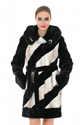 adelaqueen-womens-black-and-white-classic-mink-hooded-faux-fur-coat-full-length-size-xl