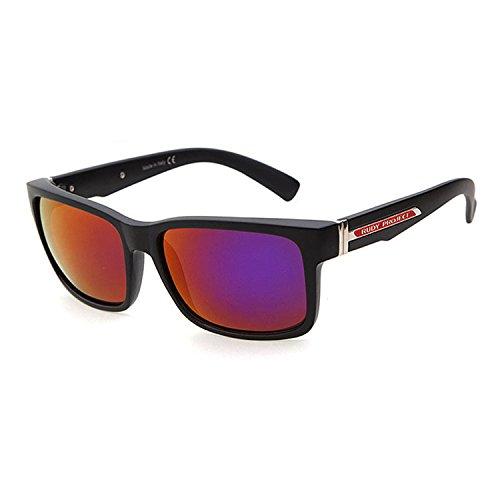 XXFFH Sonnenbrille Schatten Polarisierende Brille Klassische Ultra Leichten Mantel Baseball Tennis Sport-Sonnenbrille , C3 Tennis Kenneth Cole