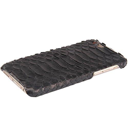 iPhone 6/6S Plus Étui UU & T Étui en cuir luxe [Python] en cuir véritable–