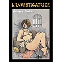 L'investigatrice (Erotic art collection)
