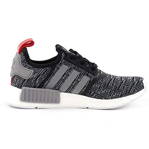 adidas Herren Schuhe / Sneaker NMD R1 schwarz 40 - 4
