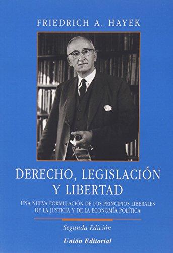 Derecho, Legislación Y Libertad - 2ª Edición