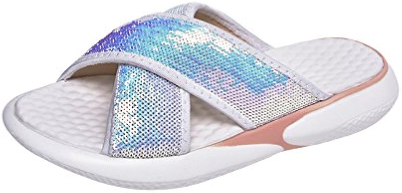 Muffin Colorful Shoes, One Guy, Fresh Tow's, Mezcla de Colores, Muffin Shoes, Suelo Resistente, Lentejuelas, Masaje...