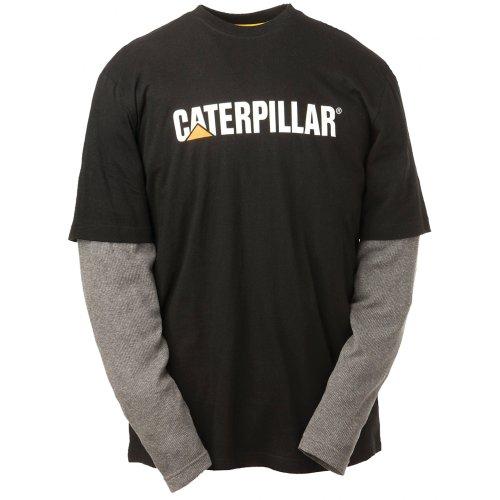 Günstig Caterpillar Herren Thermo Langarm-Shirt Günstig Shoppen 33af194dd2