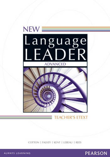New Language Leader Advanced Teacher's eText