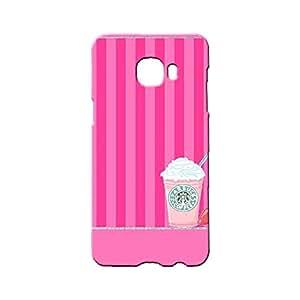 BLUEDIO Designer Printed Back case cover for Samsung Galaxy C5 - G2638