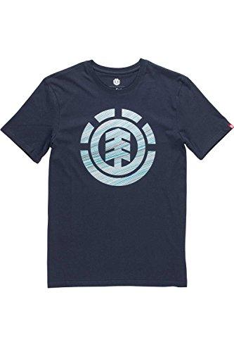 Element Kai & Sunny Icon T-Shirt Navy