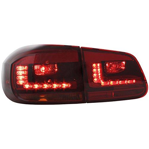 Dectane RV48DLRS LED Rückleuchten, Rot/Smoke, Anzahl 2