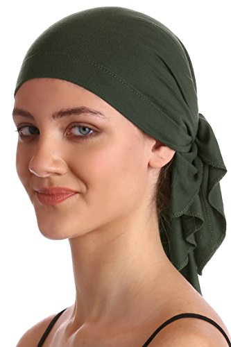 plain-soft-cotton-unisex-bandana-khaki