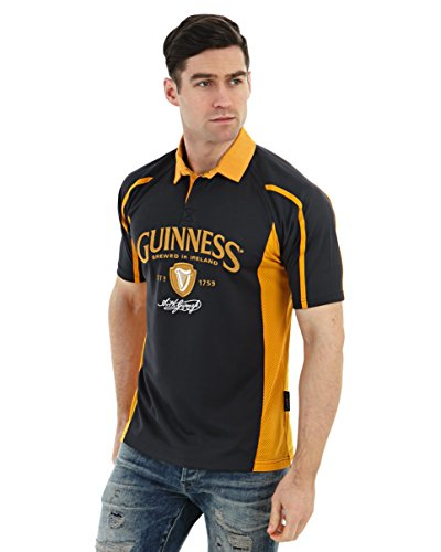 Guinness Grey and Mustard 1759 Mesh Rugby