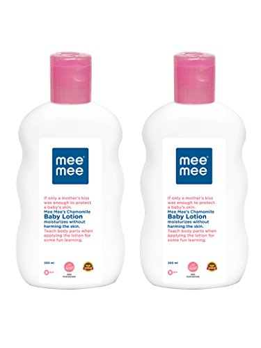 Mee Mee Soft Baby Lotion MM-1278 Pack of 2