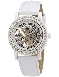 Regent Damen-Armbanduhr Analog Handaufzug Leder 12020009