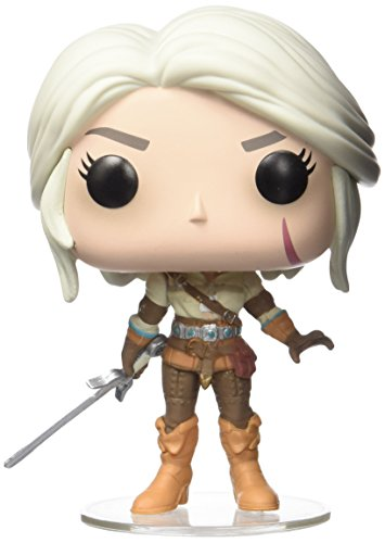 Funko 12133 POP! Vinylfigur: The Witcher: Ciri