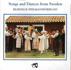 Songs and Dances from Sweden: Alle Infos bei Amazon