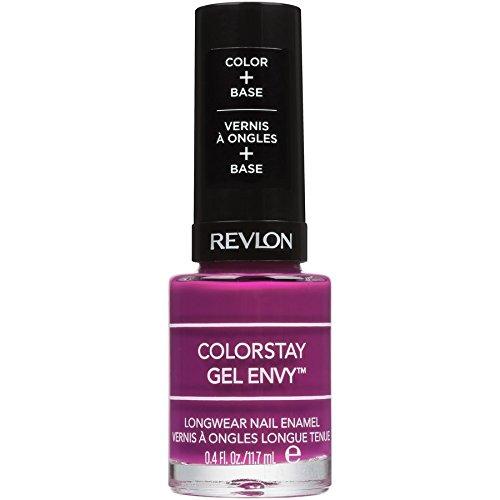 Revlon ColorStay Longwear Nagel Emaille Gel Envy Berry Treasure 405(nur Versand in UK) - Revlon Colorstay Nagel