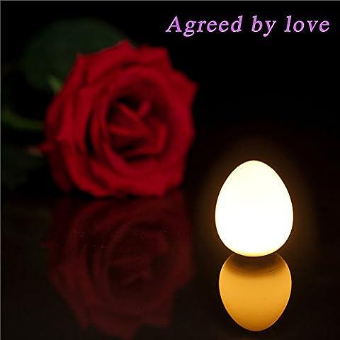 Lumière de nuit, Lumière d'ambiance LED, LED Éclairage d'ambiance Lampe