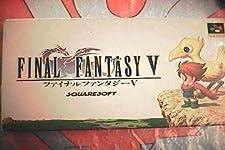 Final Fantasy V (Japanese Language Version) Import Super Famicom (japan import)