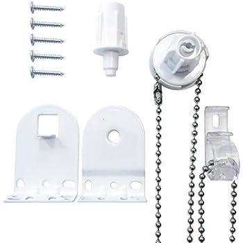 Abc Decor Diy Roller Blind Kit Spring Loaded Mechanism