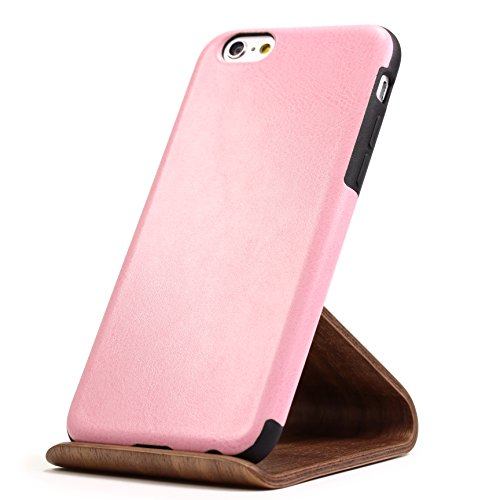 Apple iPhone 6 / 6s Handyhülle von original Urcover® in der Elegance Edition iPhone 6 / 6s Schutzhülle Case Cover Etui Basckcase Orange Rosa