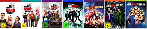 The Big Bang Theory Staffel/Season 1+2+3+4+5+6+7 * DVD Set - 1 Big-bang-dvd-staffel