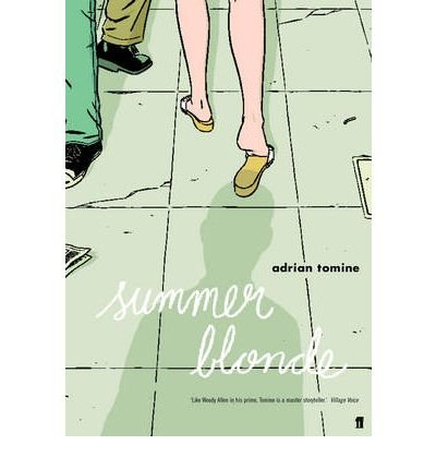 Portada del libro [(Summer Blonde)] [Author: Adrian Tomine] published on (February, 2009)
