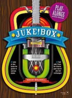 JUKE BOX - arrangiert für Gitarre - (für ein bis zwei Instrumente) - mit CD-ROM [Noten / Sheetmusic] Komponist: MORANDELL ROBERT