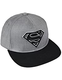 Superman-2200002237 Gorra premium New Era 58 cm Color (Multicolor 001) 5f58e679eb3