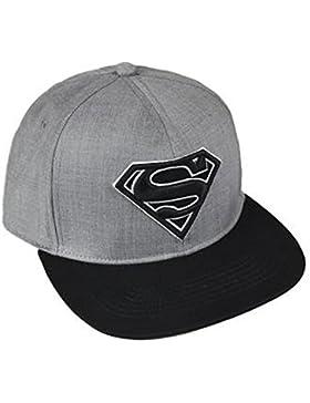 Superman - Gorra premium New Era 58 cm (Artesanía Cerdá 2200002237)