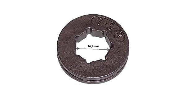 "Ringrad 325/"" 7Z für Stihl 034 MS340 MS 340 19,4mm"