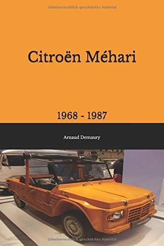 Citroën Méhari: 1968 - 1987