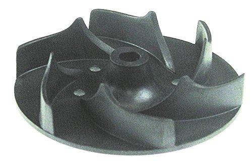 Meiko Laufrad 0,55kW-Pumpe für Spülmaschine FV40N, DV40, FV60E, DV40T FA, DV40T für Pumpe mit 0,55kW 6 Schaufeln Höhe 23,5mm