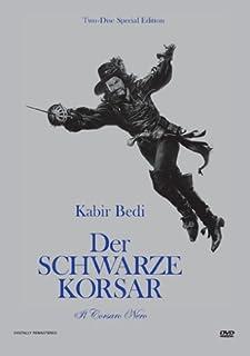 Der schwarze Korsar [2 DVDs]